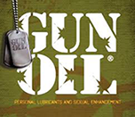 Gun Oil Lube - Bear Bash Events - International Bear Bash